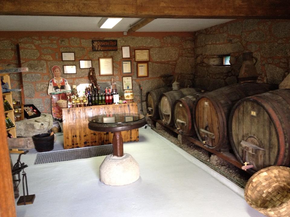 quintas das vinhas
