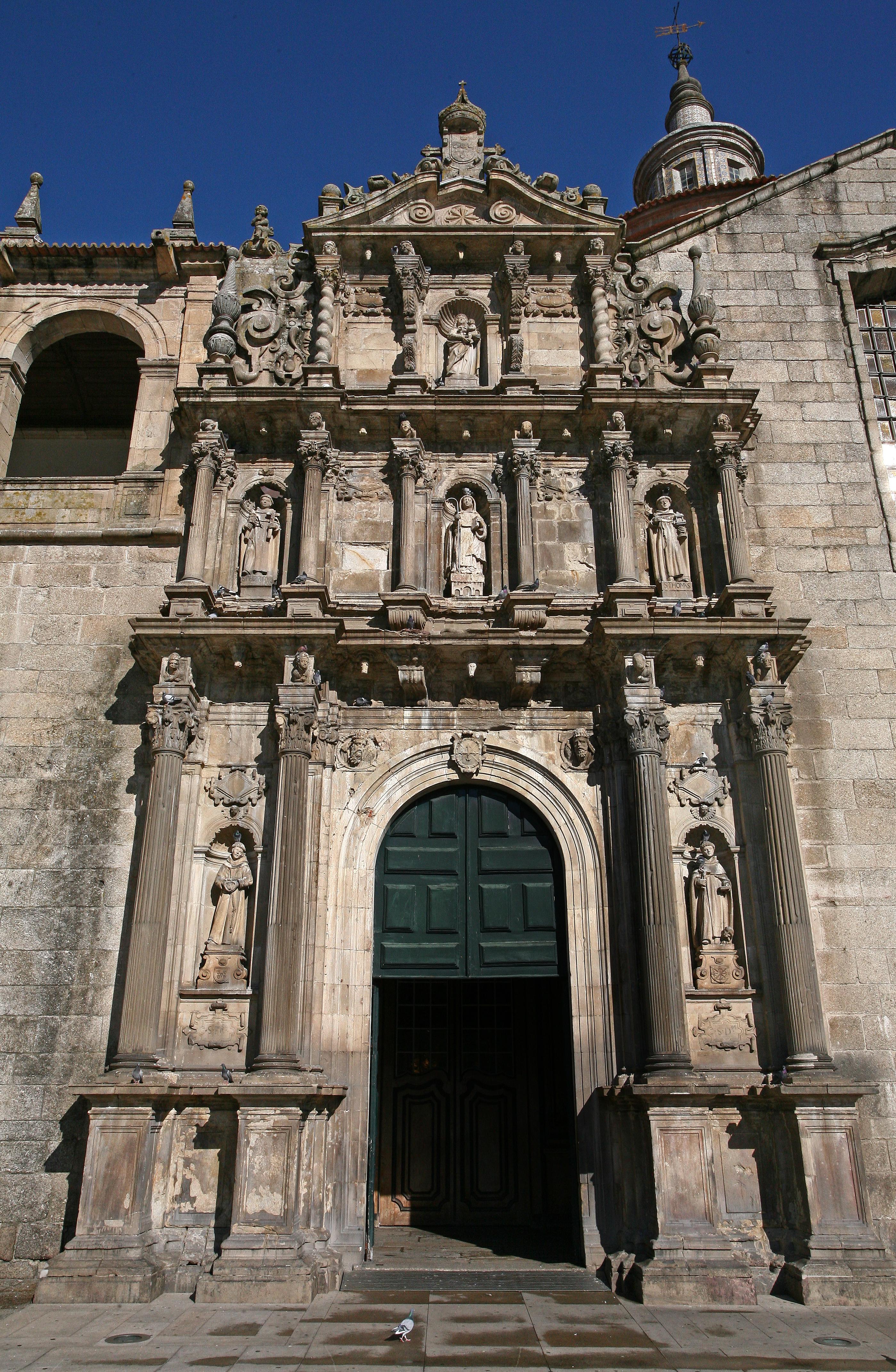 Amarante - Amarante-Mosteiro São Gonçalo
